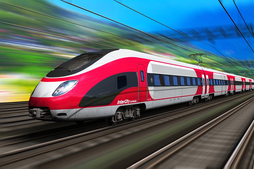 train – small